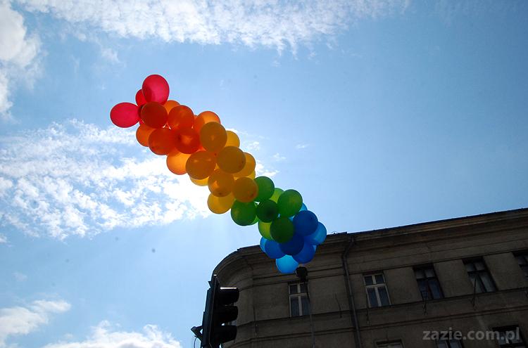 Parada Równości 2011 Warszawa LGBT Gay Pride Warsaw
