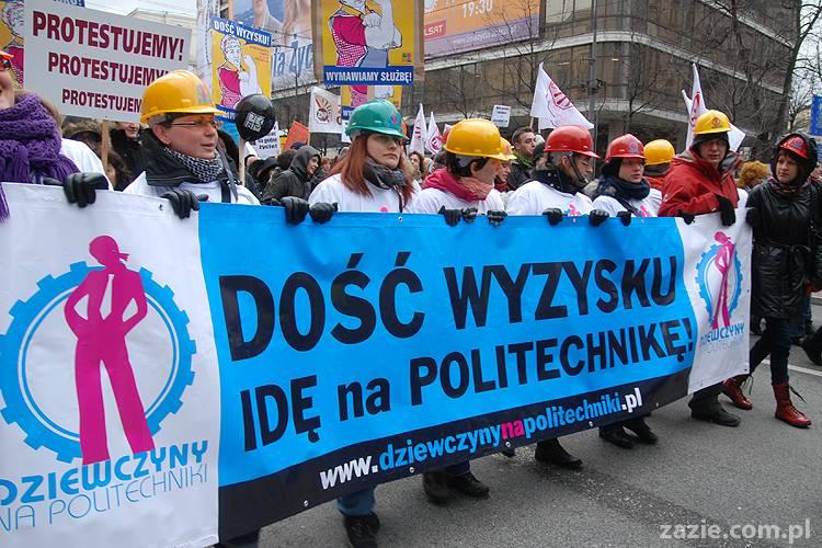 XII WIELKA MANIFA Warszawska 2011