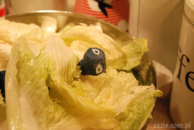 making kimchi – antidotum na wszystko ;)