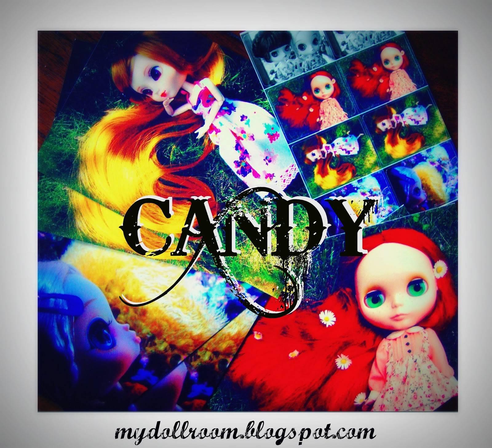 candy! candy! candy! czyli: cukierki u Honoraty