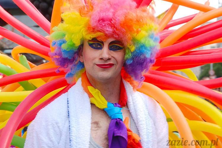 lesbijki, geje i przyjaciele – czyli: Parada Równości 2012 w Warszawie