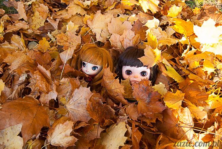 minął wrzesień, już jest jesień…