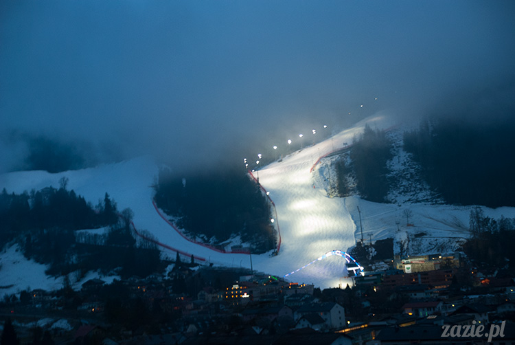 night skiing… deserves a quiet night   ||  SKI hi-hi-hi ' 2013 (cz.5)