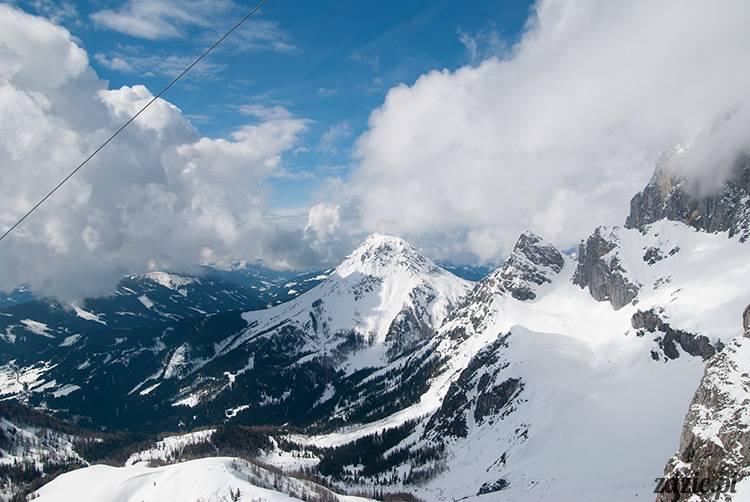 pierwszy krok w chmurach – Skywalk, Dachstein   ||    SKI hi-hi-hi ' 2013 (cz.3)