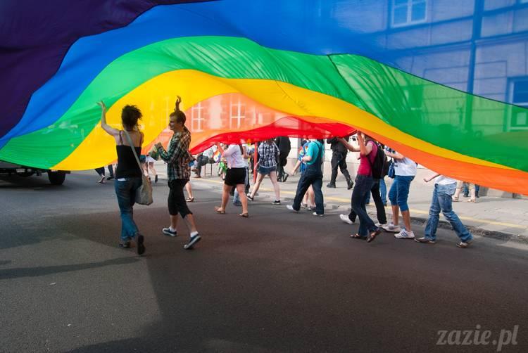 o miłości, wolności i zwykłej codzienności   ||    Parada Równości 2013
