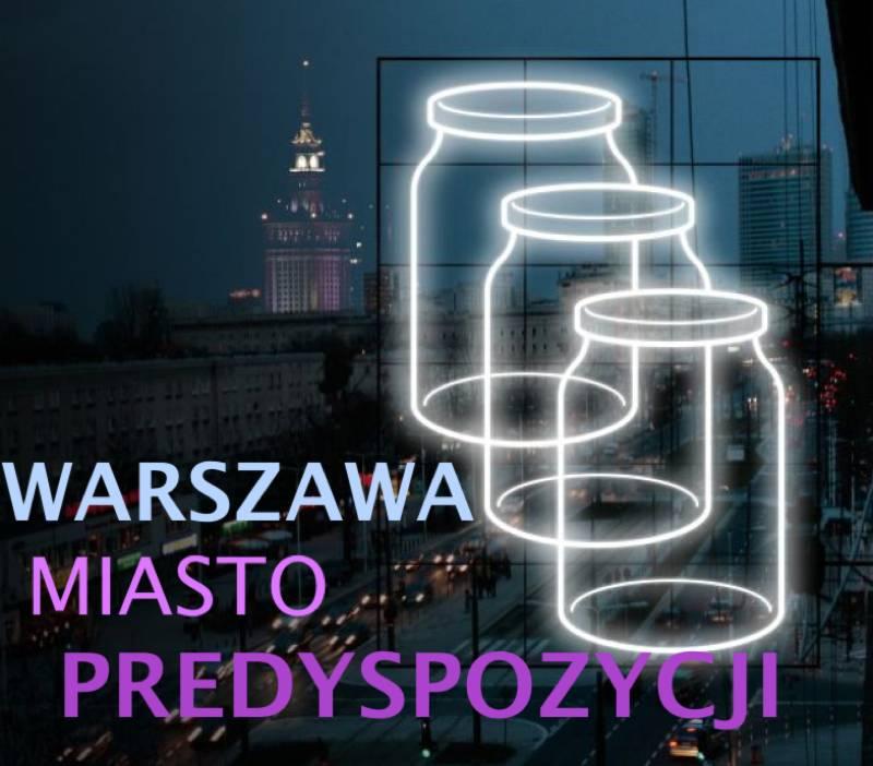 wariata sen o Warszawie
