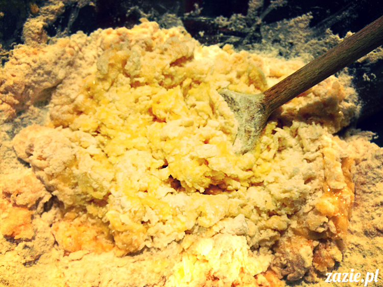 muffiny czekoladowe Zazie z bananem i nutellą