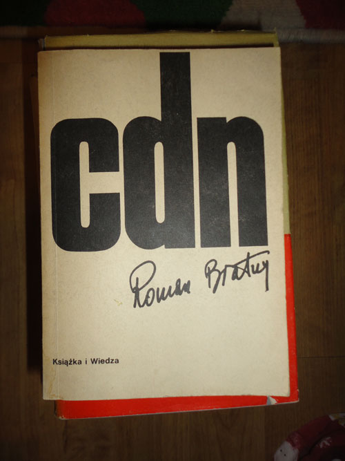 CDN – Roman Bratny