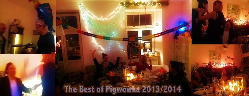 święta, święta… czyli:   The Best of Pigwówka 2013/2014