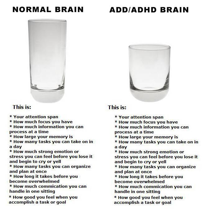 szklanka może być do połowy pełna lub pusta. albo rozjebana w drobny mak.