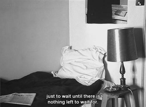 czekam, aby nie było już na co czekać (II)