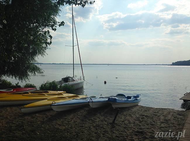 Jezioro Zegrzyńskie pod warszawą, Zegrze, Rynia, Rio de Zegrzynejro, Zazie i Syd