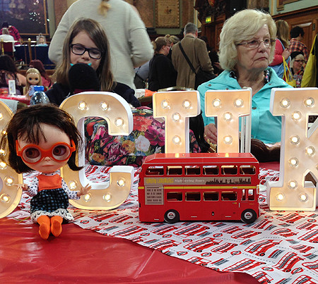 BCUK2015: BlytheCon UK 2015 London – Zlot kolekcjonerów lalek Blythe