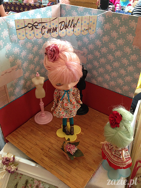 BCUK2015, Blythecon UK 2015 London, C'mon Dolly!