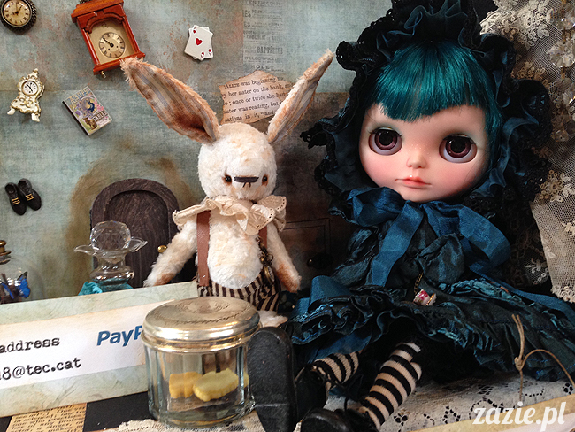 BCUK2015, Blythecon UK 2015 London, Las Lagromas de Alicia Alice's Tears