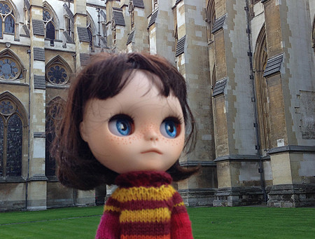 BCUK 2015 Londyn (II):   The Princess is in another castle