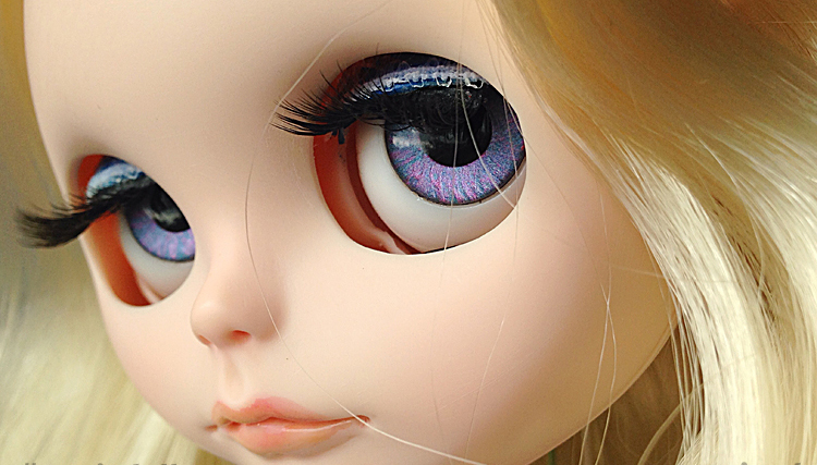 lalka Blythe na sprzedaż:  blondynka AMY szuka nowego domu