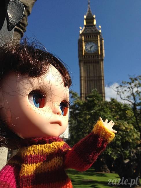 Zazie Custom Blythe Doll, Orka aka Mały Kasztan, Orka w Londynie, Blythecon UK, BCUK 2015