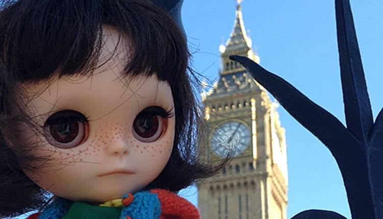BCUK 2015 Londyn (III):    Mała Orka i Wielki Ben