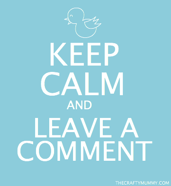 keep-calm-leave-comment
