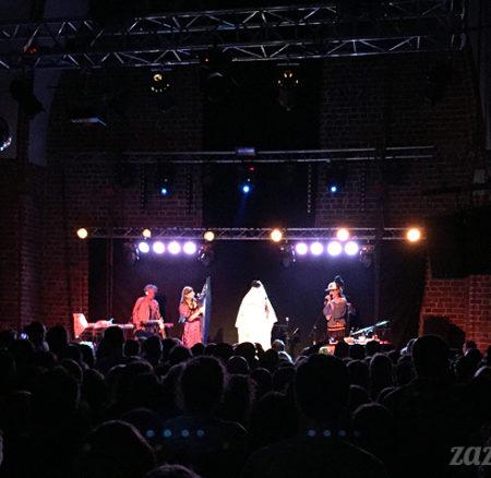 CocoRosie & Sorne, koncert w Starym Klasztorze