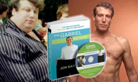 """[ODCHUDZANIE]:   """"Metoda Gabriela. Jak schudnąć bez diety?"""" – Jon Gabriel"""