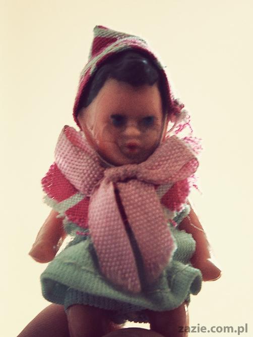 vintage german dolls 1960's niemieckie lalki retro z lat 60