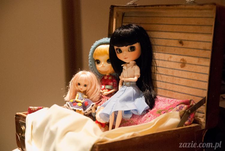 lalka lalki Blythe, Blythe doll, Blythemeet Warszawa Posłaniec Uczuć
