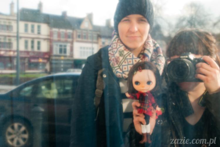 lalka Blythe, Blythe doll, custom Blythe by Zazie