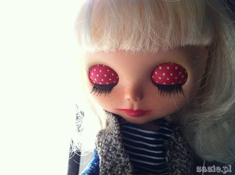 lalki Blythe dolls adventures flight plane