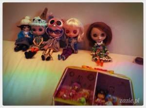 lalki Blythe, Blythe dolls, Blythe Meet, lalkowa kawka w Posłańcu Uczuć