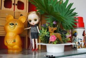 Dollina Lalek Zazie, Oh!Zazie, Blythe dolls & vintage toys