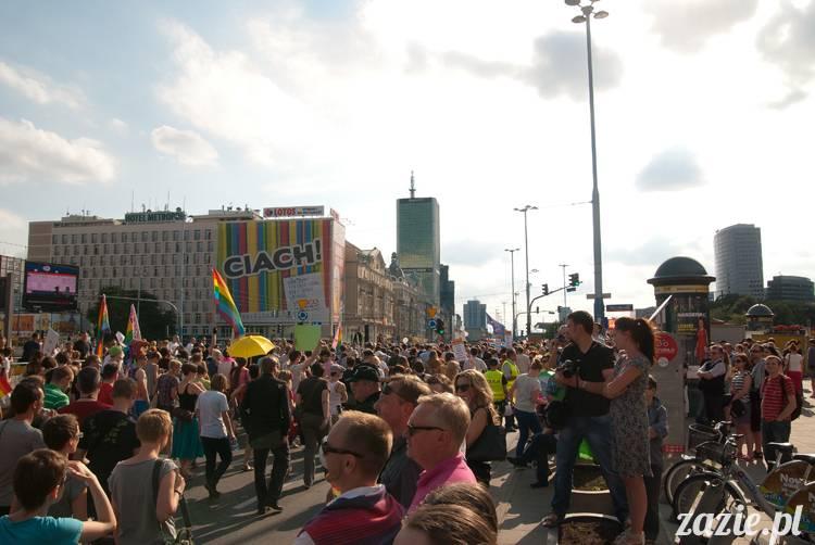 Parada Równości 2013 Warszawa, Gay Pride Warsaw, LGBT parade, les gay bi trans queer
