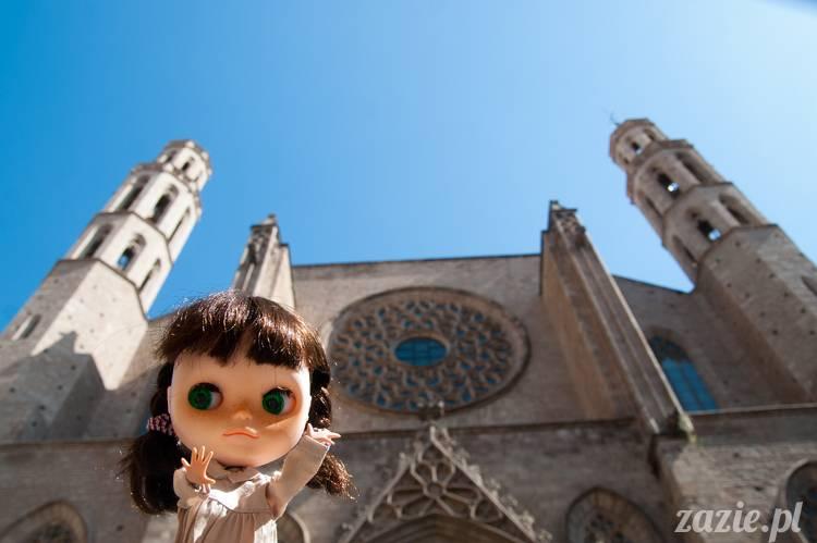 lalka Blythe Orka Blythe doll Simply Chocolate OOAK custom by Zazie, trip to Barcelona Blythecon 2013