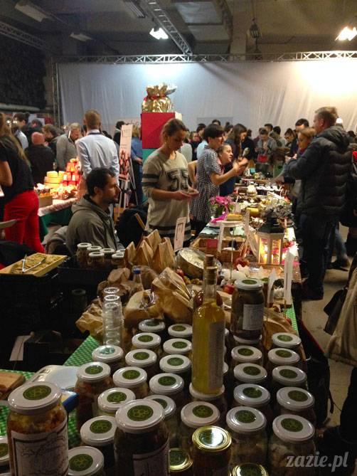 Urban Market 2013 w 1500 metrów, kawiarnia Posłaniec Uczuć