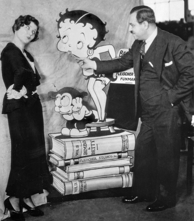 MaxFleischer-MaeQuestel-Betty