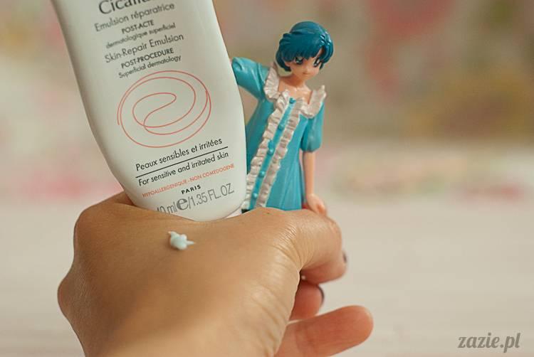 recenzje i testy kosmetyków, opinie o kosmetykach, Avene Cicalfate Post Acte Antybakteryjna emulsja regeneracyjna po zabiegach dermatologicznych