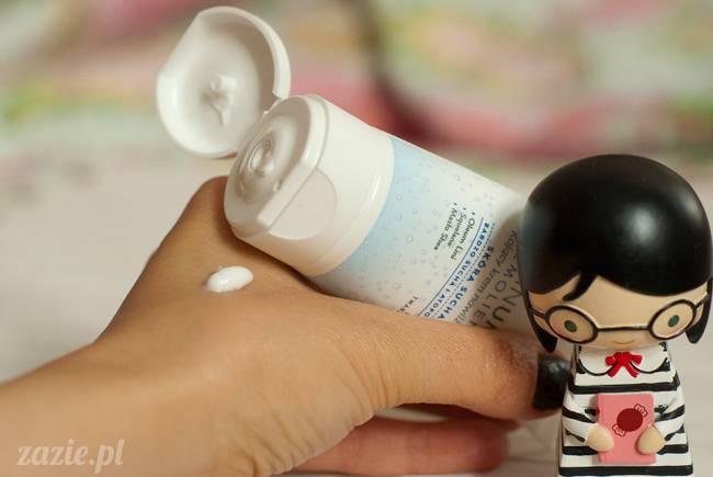 recenzje kosmetyków, opinie o kosmetykach, Dermedic Linum emolient, kojący krem nawilżający