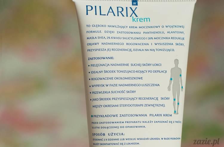 recenzje i testy kosmetyków, opinie o kosmetykach, Lefrosch, Pilarix krem mocznikowy