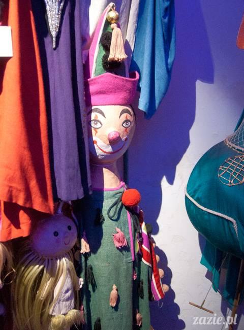 wystawa podziemne życie lalek, teatr lalka, warszawa maj 2015