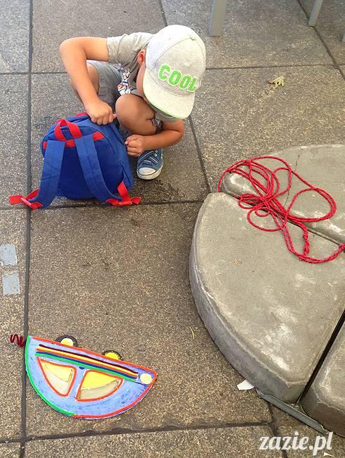warsztaty plastyczne recyklingowe diy dla dzieci i dorosłych prowadzą Zazie i Syd