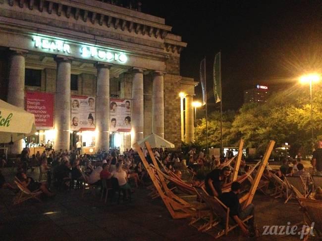 migawki z mijającego lata, Warszawa Zazie i Syd