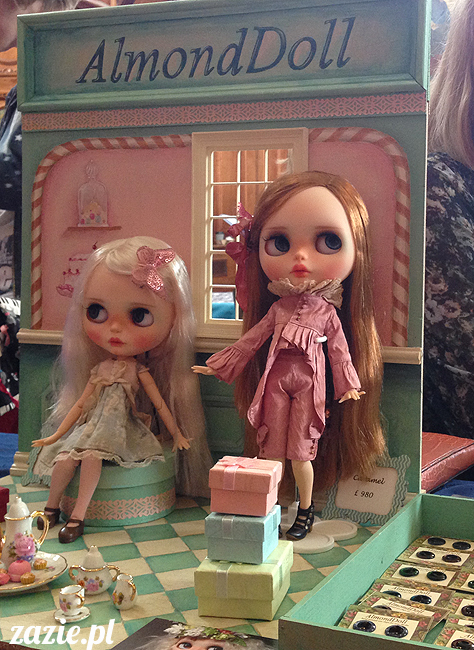 BCUK2015, Blythecon UK 2015 London, Almond Doll