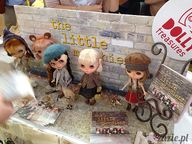 BCUK2015, Blythecon UK 2015 London, Dolly Treasures