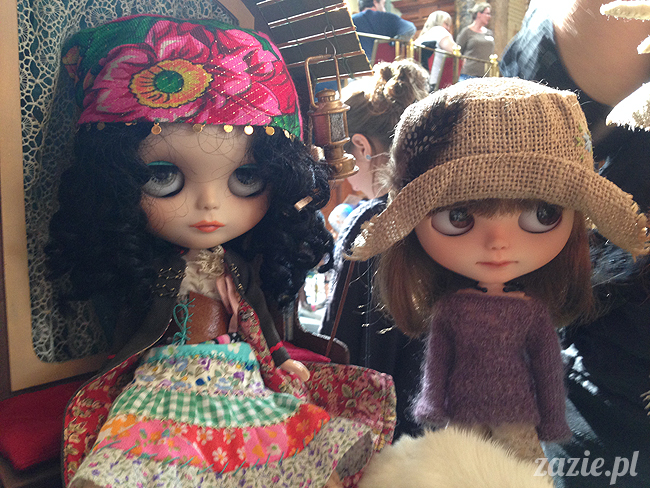BCUK2015, Blythecon UK 2015 London, Zolala! Little Bohemians