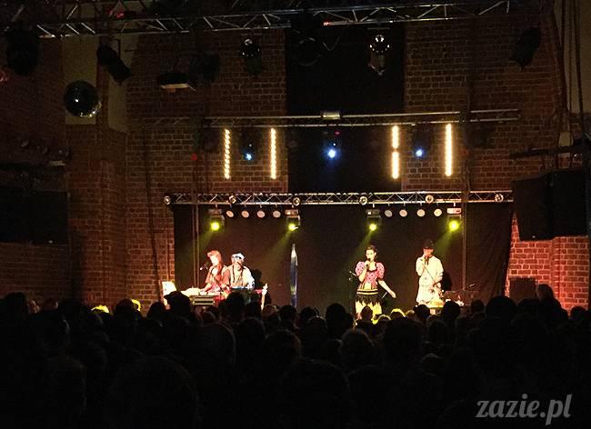 CocoRosie Sorne, koncert, Wrocław 15 maja 2016 koncert Stary Klasztor