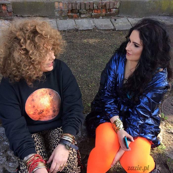 Katarzyna Nosowska, Ja pas, kręcenie teledysku, na planie teledysku