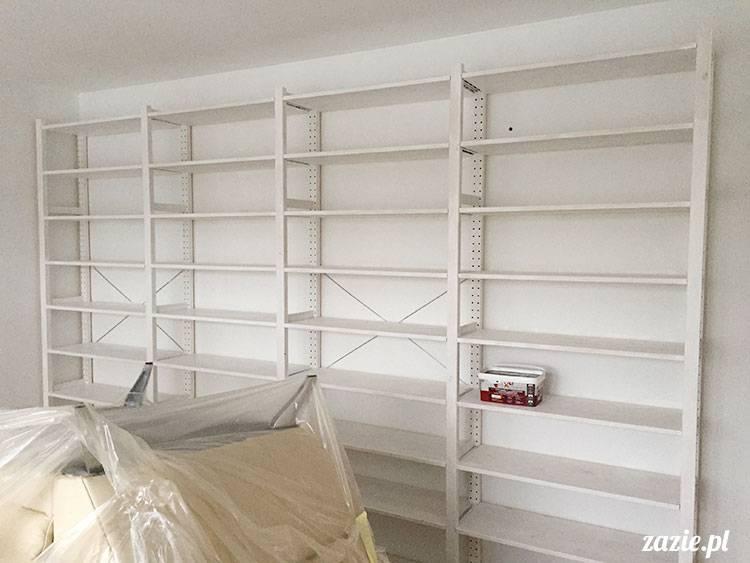 Pruszków mieszkanie Zazie remont